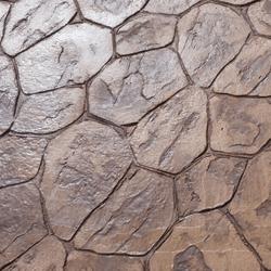 pavimentos de hormigon imitacion a piedra en alicante